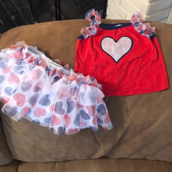 Little Lass Other - Toddler girls two piece set